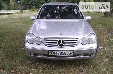 Mercedes-Benz C 240 2003 в Сумах