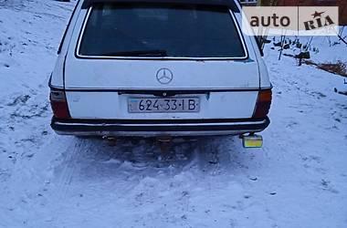 Mercedes-Benz C 240 1984 в Косові