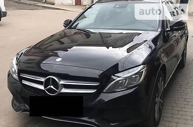 Mercedes-Benz C 250 2015 в Львове
