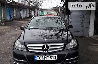 Mercedes-Benz C 250 2011 в Тернополе
