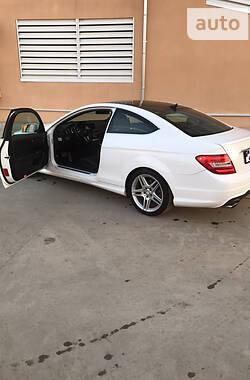Купе Mercedes-Benz C 250 2013 в Одесі
