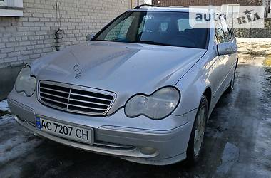 Mercedes-Benz C 270 2003 в Камені-Каширському