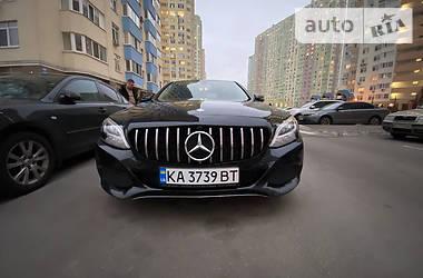 Mercedes-Benz C 300 2016 в Києві