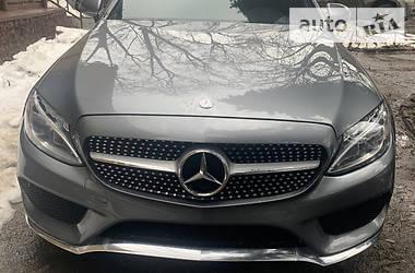 Mercedes-Benz C 300 2016 в Одессе