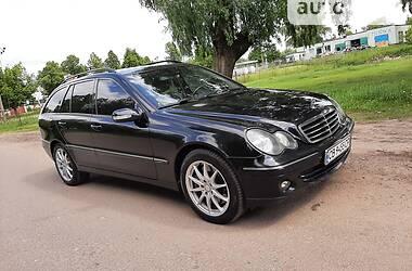 Универсал Mercedes-Benz C 320 2005 в Чернигове