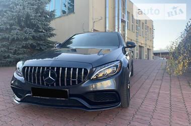 Mercedes-Benz C 43 AMG 2016 в Киеве