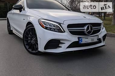 Купе Mercedes-Benz C 43 AMG 2019 в Киеве