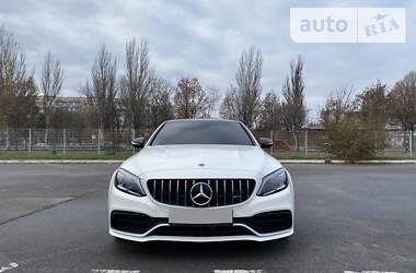 Mercedes-Benz C 63 AMG 2019 в Днепре