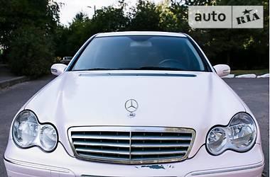 Mercedes-Benz C-Class 200 2005