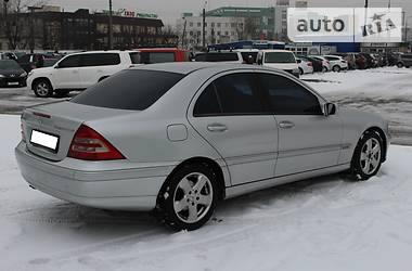 Mercedes-Benz C-Class 200 Kompressor 2003