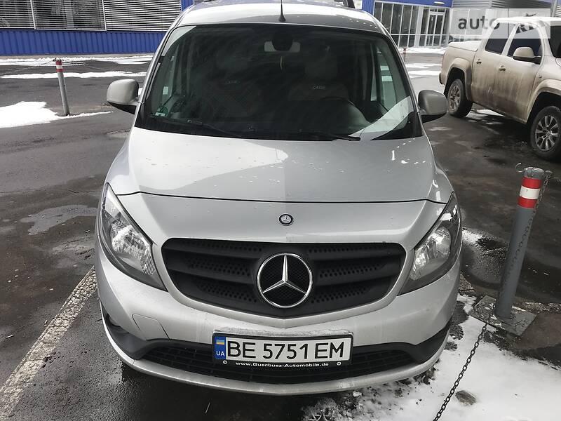 Mercedes-Benz Citan пас. 2014 в Николаеве