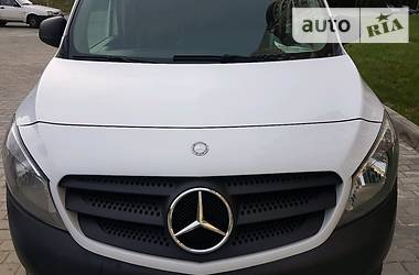 Mercedes-Benz Citan 2013 в Львове