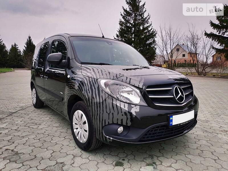 Mercedes-Benz Citan 2014 в Киеве
