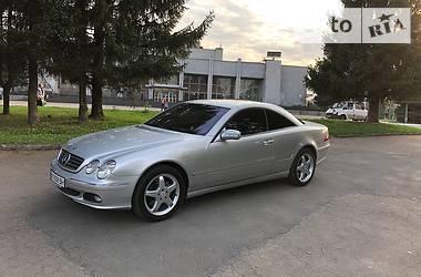 Mercedes-Benz CL 500 2003 в Ровно