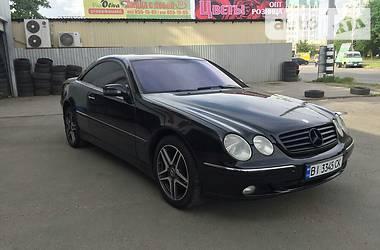 Mercedes-Benz CL 500 2001 в Одессе