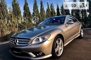 Mercedes-Benz CL 500 2009 в Киеве