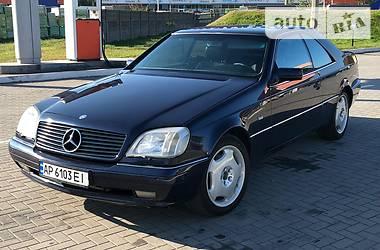 Mercedes-Benz CL 500 1998 в Запорожье