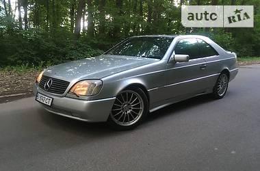Mercedes-Benz CL 500 1997 в Киеве