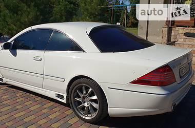 Mercedes-Benz CL 500 2003 в Днепре