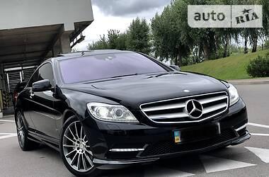Mercedes-Benz CL 500 2012 в Киеве