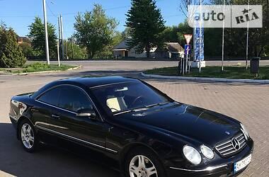 Mercedes-Benz CL 500 2002 в Новограде-Волынском