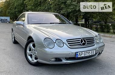 Купе Mercedes-Benz CL 500 2001 в Никополе