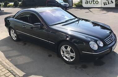 Купе Mercedes-Benz CL 500 2002 в Новограде-Волынском