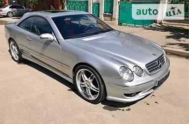 Mercedes-Benz CL 55 AMG 2001