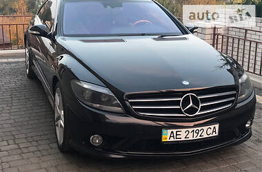 Mercedes-Benz CL 55 AMG 2008 в Днепре