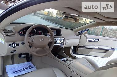 Mercedes-Benz CL 550 2009 в Одессе