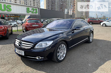 Купе Mercedes-Benz CL 600 2007 в Киеве