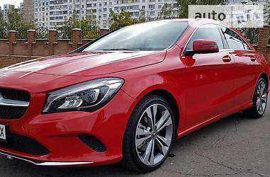 Mercedes-Benz CLA 180 2018 в Киеве