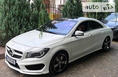 Mercedes-Benz CLA 200 2013 в Киеве