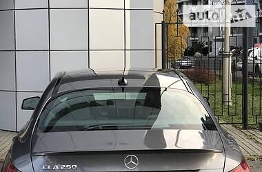 Mercedes-Benz CLA 250 2018 в Києві