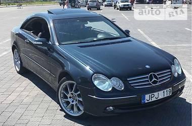 Mercedes-Benz CLK 200 2003