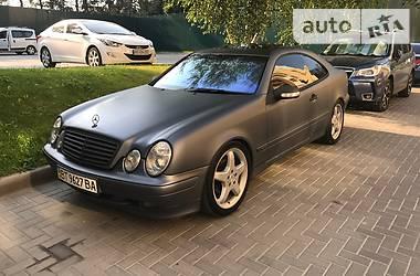 Mercedes-Benz CLK 200 2000 в Киеве