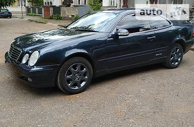 Mercedes-Benz CLK 200 2001 в Хусте