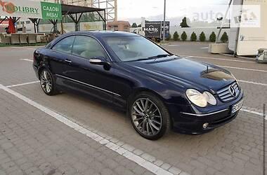 Mercedes-Benz CLK 200 2003 в Львове