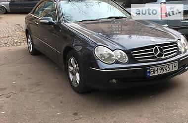 Mercedes-Benz CLK 200 2003 в Одесі