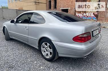 Купе Mercedes-Benz CLK 200 2001 в Тернополе
