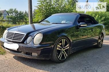 Кабриолет Mercedes-Benz CLK 200 2000 в Житомире