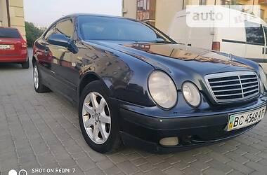 Купе Mercedes-Benz CLK 200 1997 в Ровно