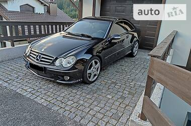 Mercedes-Benz CLK 220 2006 в Львове