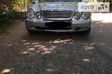 Mercedes-Benz CLK 230 1998 в Николаеве
