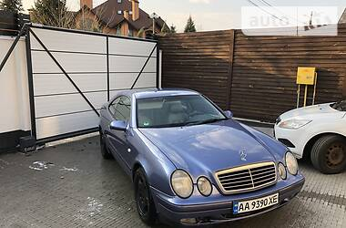 Mercedes-Benz CLK 230 1997 в Киеве