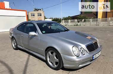 Купе Mercedes-Benz CLK 230 2001 в Черновцах