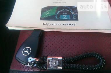 Купе Mercedes-Benz CLK 230 2001 в Днепре