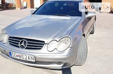Mercedes-Benz CLK 270 2004