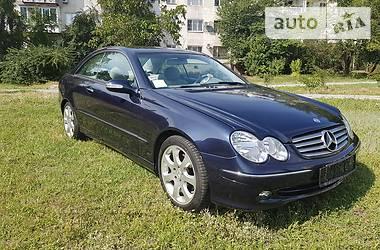 Mercedes-Benz CLK 270 2004 в Одессе