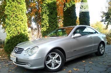 Mercedes-Benz CLK 270 2003 в Житомире